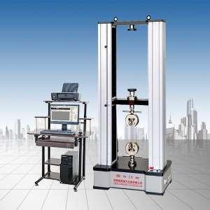 微机阀门电液伺服拉伸试验机